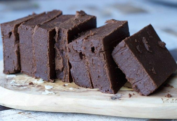 raw food vegan recepten zoete aardappel brownies